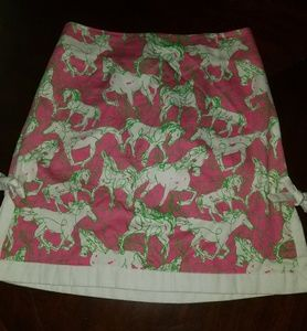 ##Lilly Pulitzer Skirt##